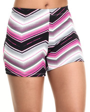 Fashion Lab - Fushia Splash Short