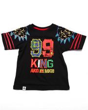 T-Shirts - KING TEE (4-7)