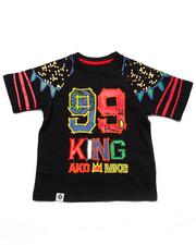 Boys - KING TEE (2T-4T)