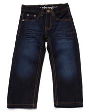 Jeans - FANBACK JEANS (2T-4T)