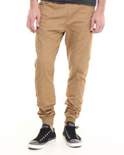 Men - Fashion Twill Joggers