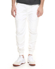 Buyers Picks - Biker - Style Waxed Joggers