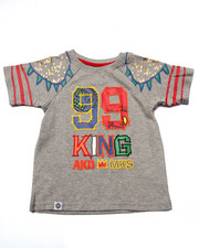 Tops - KING TEE (4-7)
