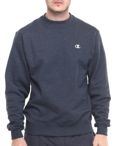 Light Grey Pullover Sweatshirts