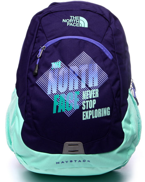 The North Face - Women Green,Indigo Women's Haystack Backpack