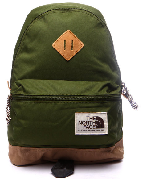 The North Face - Boys Olive Youth Mini Berkeley Backbpack