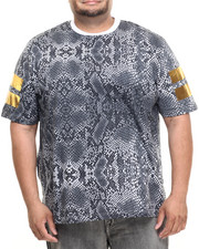 Eight 732 - Snake Skin T-Shirt (B&T)