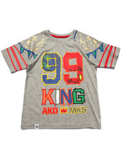 T-Shirts - KING TEE (8-20)