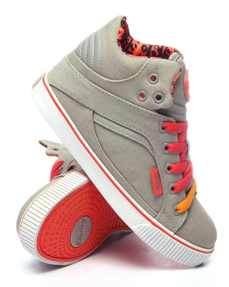 Pastry - Women Grey Sire Classic Canvas