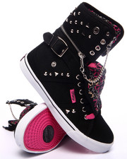 Women - Canvas Sugar Rush Sneaker