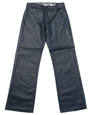 Bottoms - COATED DENIM JEANS (8-20)
