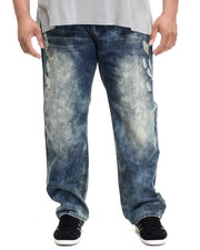 Men - Freedom Wash Denim Pants (B&T)