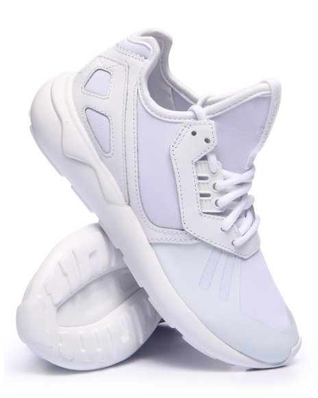 Adidas - Women White Tubular Runner W Sneakers - $77.99