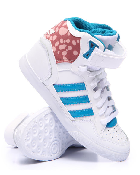 Adidas - Women White Extaball Up W Sneakers