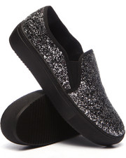 Women - Groove Glitter Slip On Sneaker