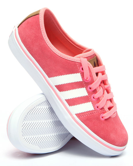 Adidas - Women Pink Adria Lo W Sneakers - $50.00