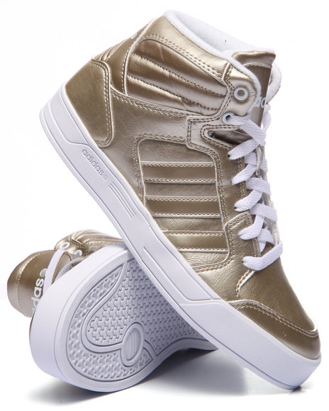 Adidas - Women Gold Raleigh Mid W Sneakers - $64.99