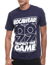 Men - Respect the Game Tee