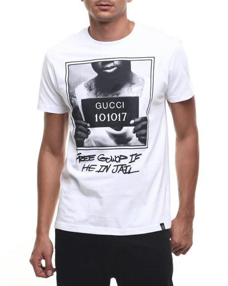 Hudson Nyc - Men White Free Guwop S/S Tee