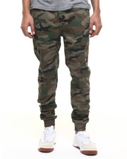 Jeans & Pants - Fashion Twill Joggers