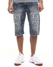 Shorts - Aztec Denim Short