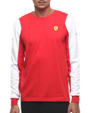 Long-Sleeve - Scuderia Ferrari L/S Tee