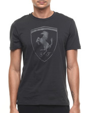 Shirts - Ferrari Big Shield S/S Tee