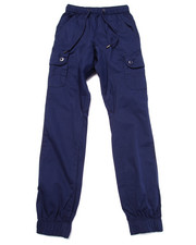 Bottoms - CARGO TWILL JOGGERS (8-20)