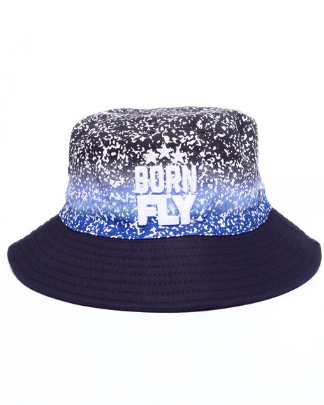 Born Fly Navy Buckets