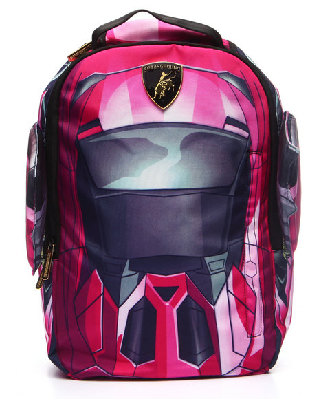 Sprayground - Men Pink Lambo Wings Backpack