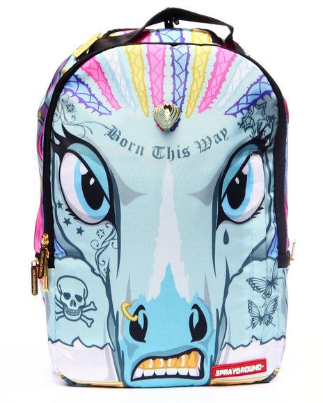 Sprayground - Men Multi Unicornrows Backpack