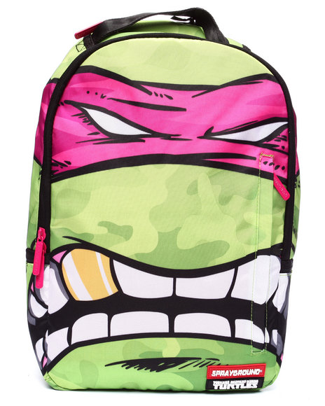 Sprayground Green Clothing Accessories