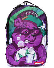 Bags - Purple Haze Bear Madzilla Collab