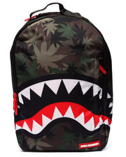 Backpacks - Weed Shark Madzilla Collab