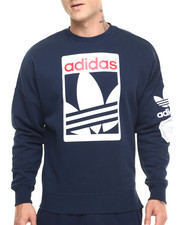 Pullover Sweatshirts - Street Graphic Crew
