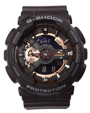 G-Shock by Casio - Black X Gold Watch
