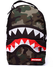 Sprayground - Lil Camo Shark Backpack