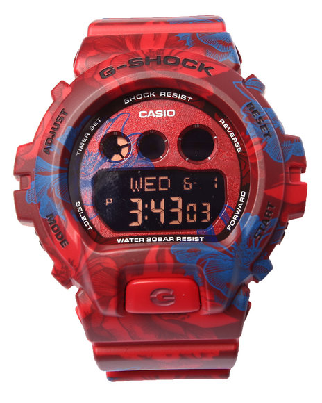 G-Shock By Casio Men Small Size Concept Watch Red