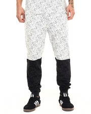 Basic Essentials - Concrete Jungle Drawstring Joggers