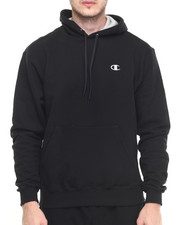 Men - CHAMPION ECO FLEECE PULL OVER HOODIE
