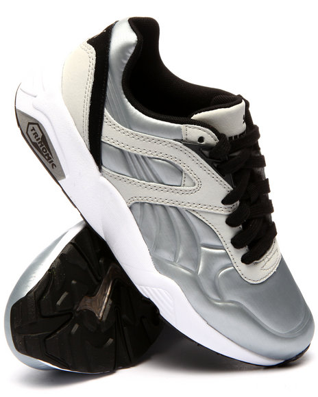 Ur-ID 224416 Puma - Women Grey R698 Matte & Shine Sneakers