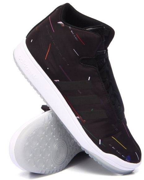 Adidas - Men Black Veritas Mid