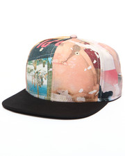 Men - Save The Day Snapback Cap