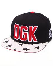 Men - DGK x Popeye Snapback Cap