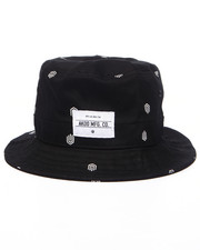 Men - Repeated Bucket Hat
