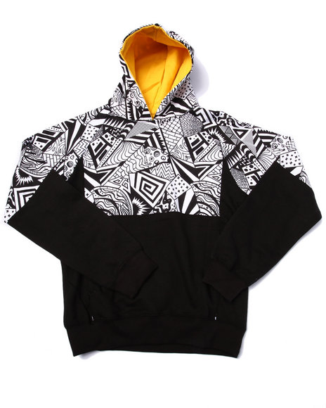 Arcade Styles Black Hoodies