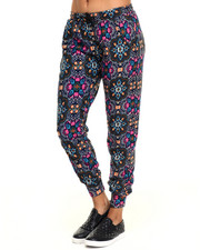 Bottoms - Delia Fleece Lined Jogger