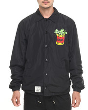Men - DGK x Popeye Popeye Coaches Jacket