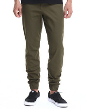 Men - twill casual jogger (USA Made) (Go USA!