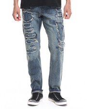 Basic Essentials - Destructive Denim Jeans